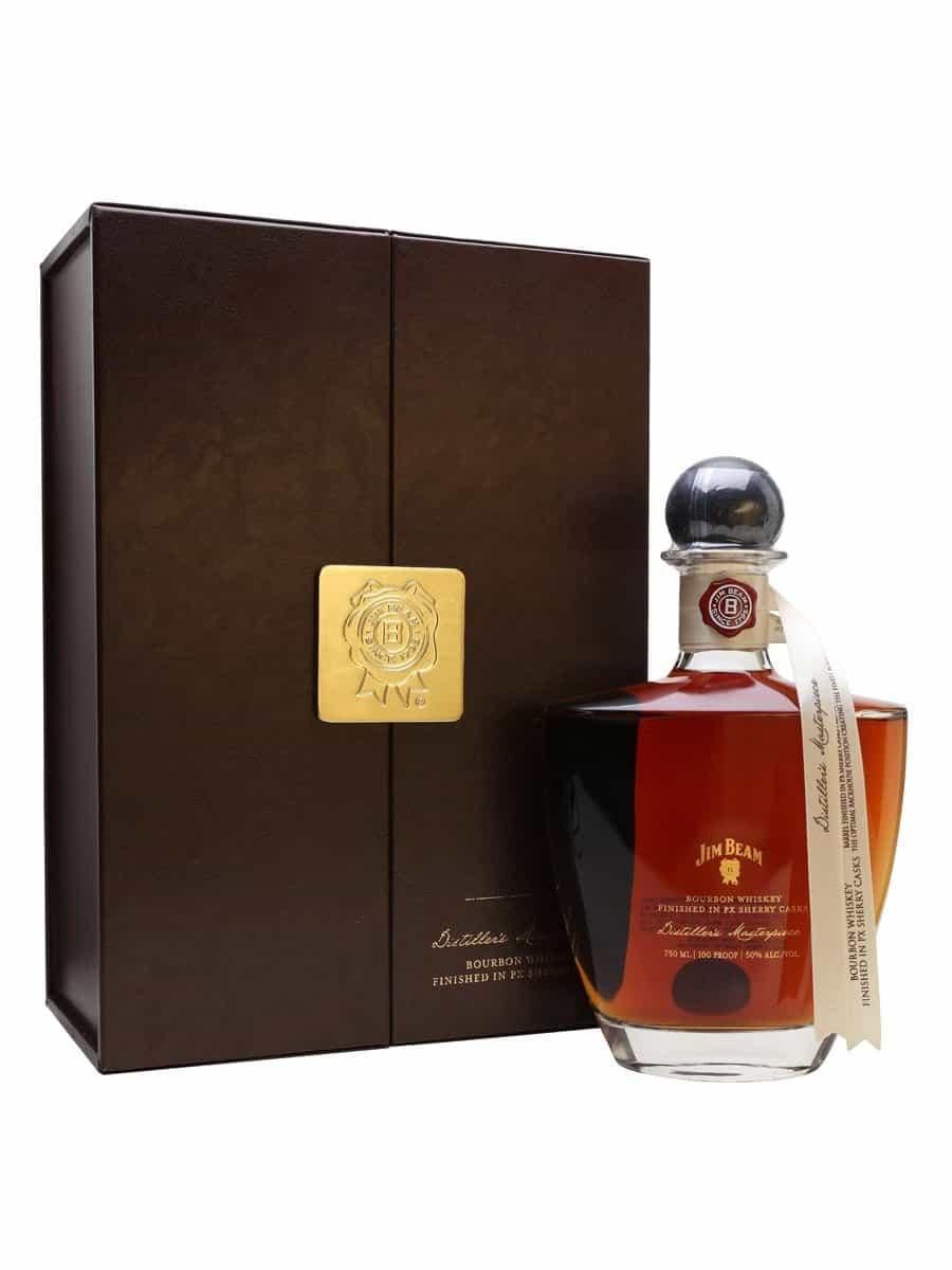 Jim Beam Distillers Masterpiece | The Whiskey Exchange