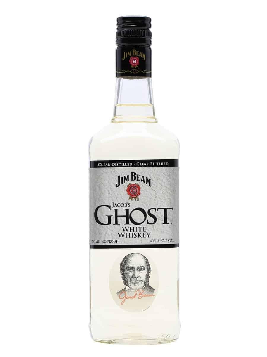 Jim Beam Jacob's Ghost White Whiskey | The Whiskey Exchange