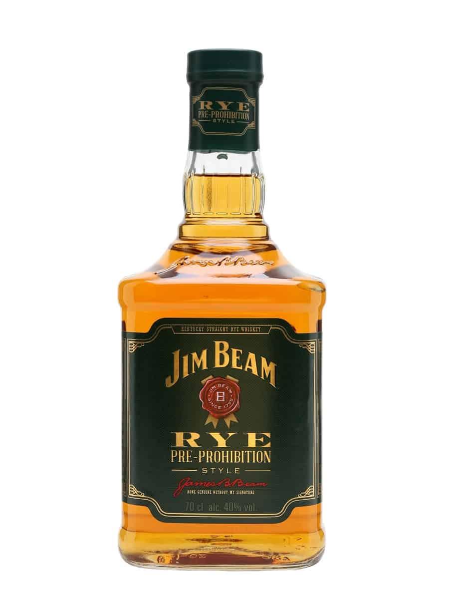 Jim Beam Rye | The Whiskey Exchange